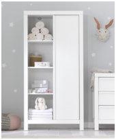 Mothercare Bayswater Wardrobe - White