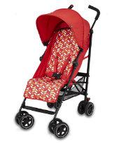 Mothercare Nanu Stroller - Red Chevron