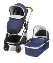 Mothercare Journey Classic Special Edition Pram & Pushchair - Navy