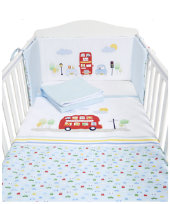 Mothercare On the Road Bed in Bag with Bumper