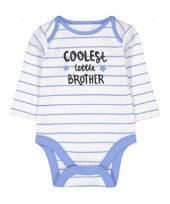 coolest little brother bodysuit