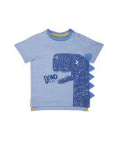 立體恐龍短袖T恤 (9個月-5歲)