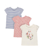 12-18 Mths /& 18-24 Mths NEW YELLOW Mothercare Printed Girls Leggings 6-9 Mths