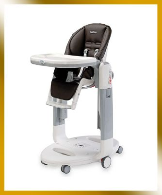 Peg Perego Tatamia High Chair Cacao # Muebles Tadel Grup