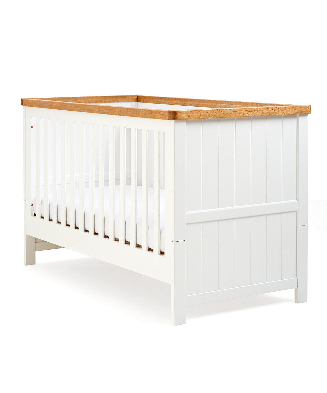 Mothercare Lulworth Cot Bed Classic Nursery Furniture Baby