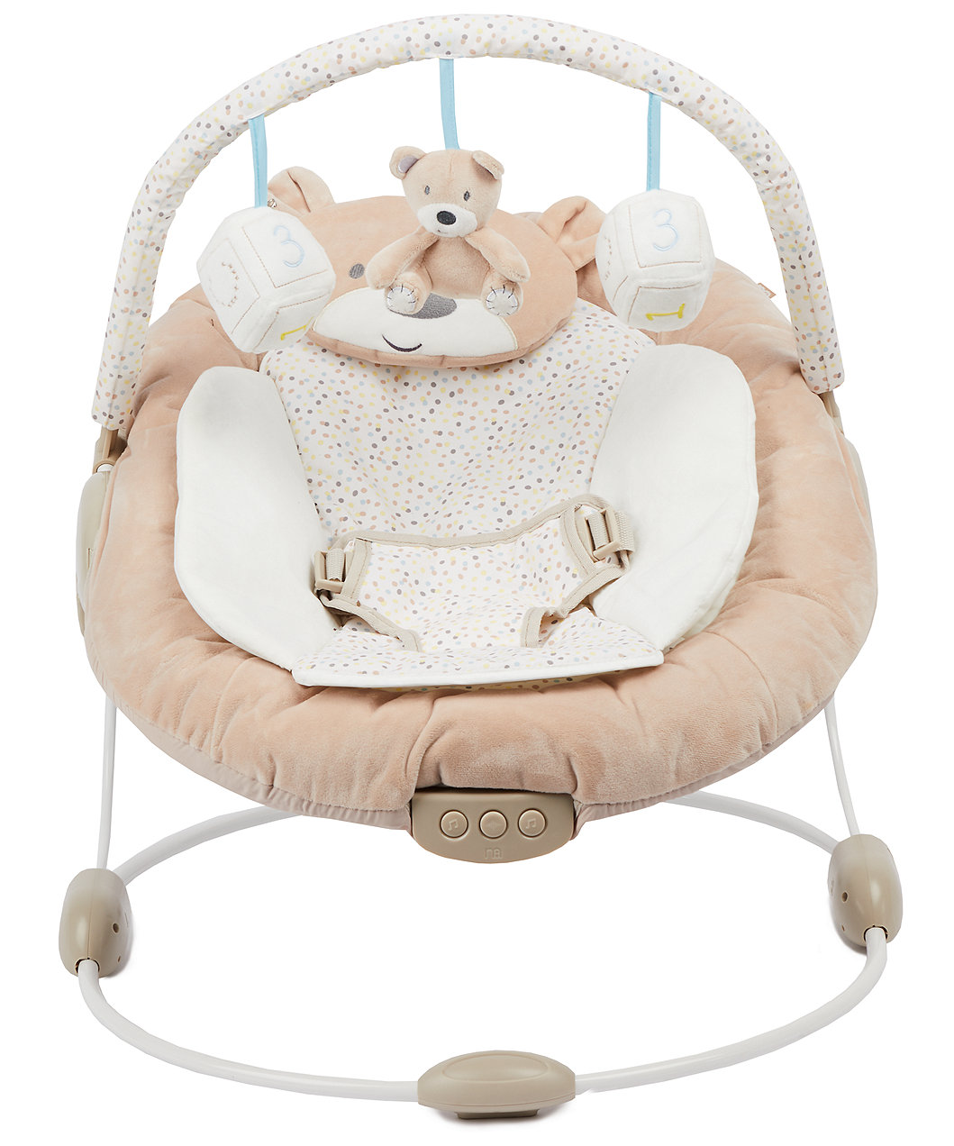 Mothercare Teddy S Toy Box Bouncer
