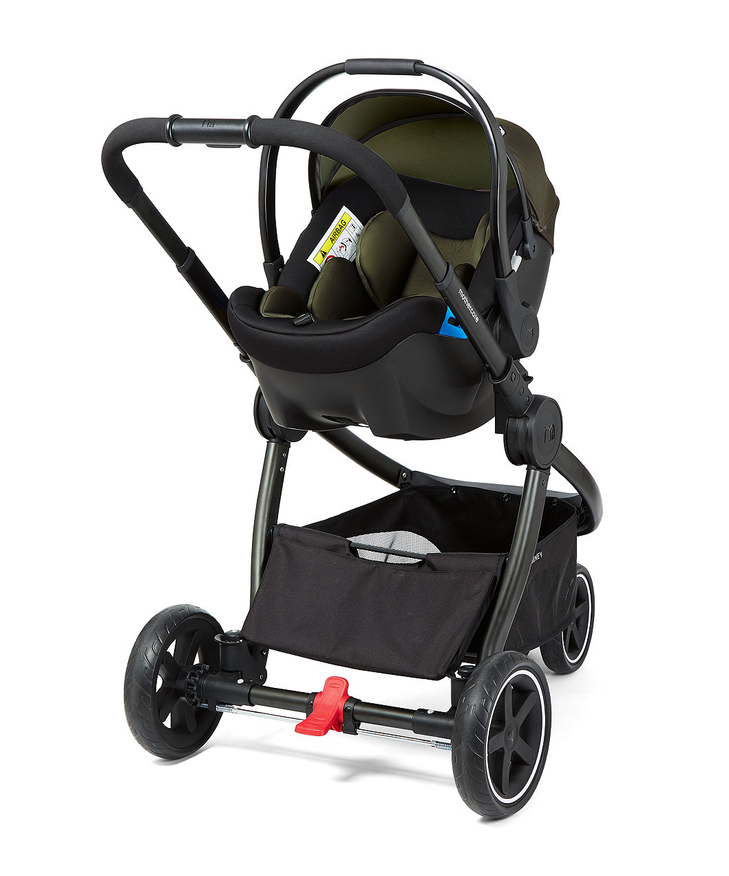 Mothercare 3 in 1 Travel System.
