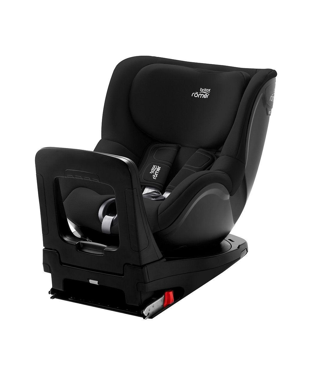 britax r mer dualfix i size car seat cosmos black. Black Bedroom Furniture Sets. Home Design Ideas