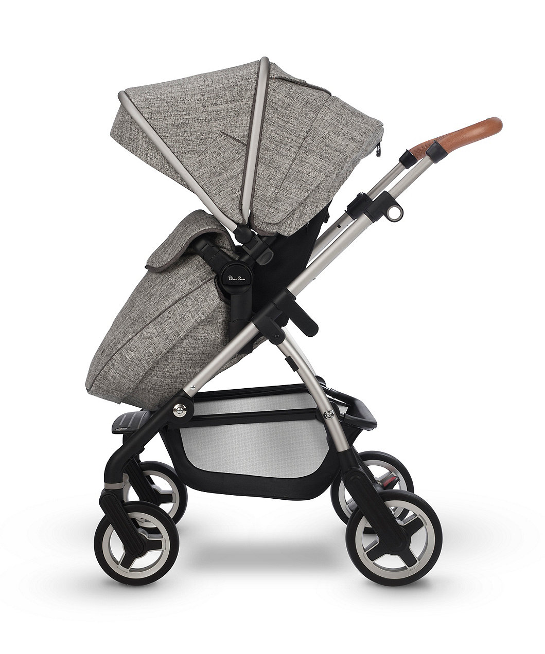Custom made Seat Liners to fit Silver Cross Wayfarer pushchair