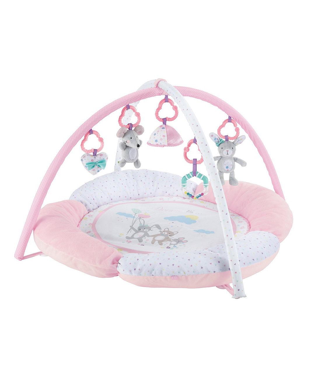 e58a8e52e2ff confetti party playmat with toy arch