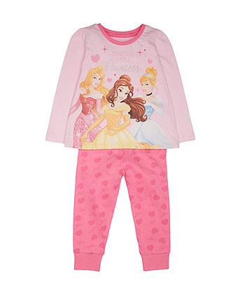 Піжамка з принцесами Disney