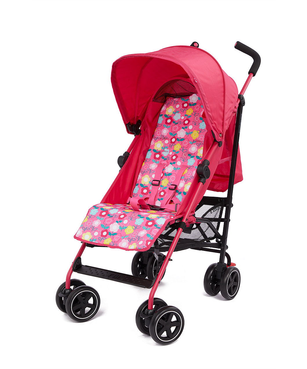 Pink Mothercare Compact Cosytoe