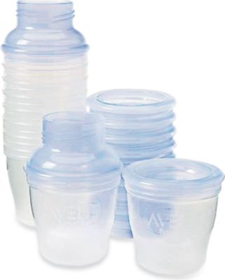 Philips Avent VIA Breast Milk Containers 10 Pack