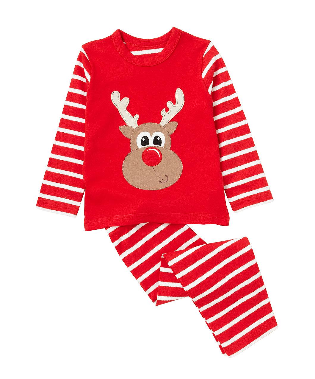 1459586a5291 Mothercare Christmas Pyjamas